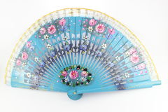 Hand fan Royalty Free Stock Photos