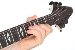Playing fingers Royalty Free Stock Photography