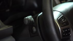 Right turn signal stock video  Video of auto, flashing