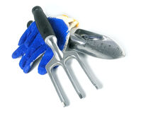 Hand Garden Tools Stock Images