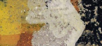 Hand - gemaakte document textuur Stock Foto's