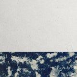 Hand - gemaakte document textuur Royalty-vrije Stock Afbeelding