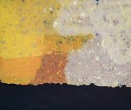 Hand - gemaakte document textuur Royalty-vrije Stock Foto's