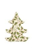 Hand - gemaakte Kerstboom Stock Foto's