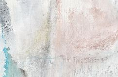Hand geschilderde abstracte achtergrond vector illustratie