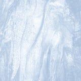 Hand geschilderde abstracte achtergrond Marmeren textuur Stock Afbeeldingen