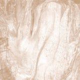 Hand geschilderde abstracte achtergrond Marmeren textuur Stock Afbeelding