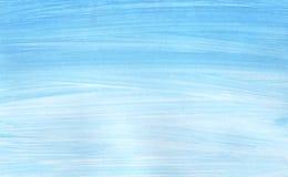 Hand geschilderde achtergrond Royalty-vrije Stock Afbeeldingen