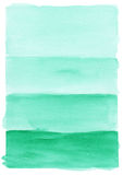Hand geschilderde waterverfachtergrond Royalty-vrije Stock Foto