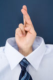 A hand gesture Royalty Free Stock Photo