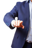 Hand gestures Royalty Free Stock Image