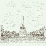 Rizal Jose Royalty-vrije Stock Afbeeldingen