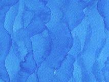 Hand getrokken waterverfachtergrond Royalty-vrije Stock Foto's