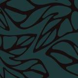 Hand gezeichnetes Muster Stockbild