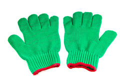 Hand gloves Royalty Free Stock Photo