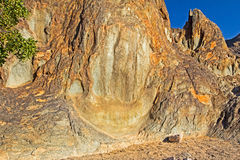 Hand of God Richtersveld Stock Images
