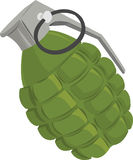 Hand Grenade Royalty Free Stock Image