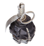 Hand grenade Royalty Free Stock Images