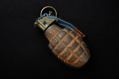 Hand grenade Stock Images