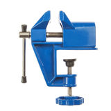 Hand grip-vise. Royalty Free Stock Photos