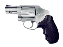 Hand gun Royalty Free Stock Images
