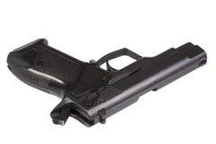 Hand gun isolated Stock Photography