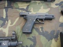Hand Gun Stock Photography