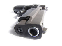 Hand gun Stock Images