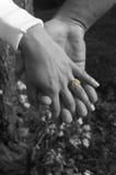 Hand in Hand Lizenzfreie Stockfotografie