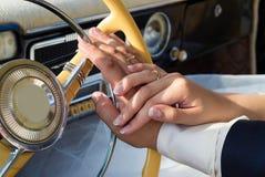 Hand in Hand Lizenzfreie Stockbilder