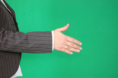 Hand, The Hand, Welcome, Gesture Royalty Free Stock Images