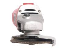 Hand-held grinding tool Stock Photos