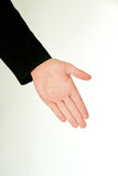 Hand of help Stock Image