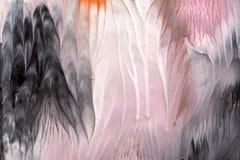Hand het getrokken gouache schilderen Abstracte kunstachtergrond Kleurentextuur royalty-vrije illustratie