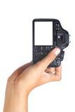 Hand Holding Camera Royalty Free Stock Image