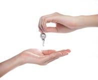 hand holdingtangenter arkivbild