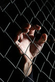 Hand of hope Stock Photos