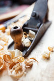 Hand jack plane Stock Photography