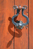 Hand knocker Stock Images