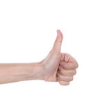 Hand like concept Royalty Free Stock Image
