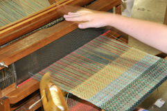 Hand Loom Stock Photos
