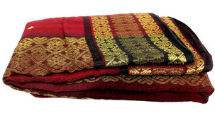 Hand loom cloth Royalty Free Stock Images