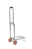 Hand luggage cart. Stock Image