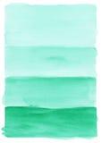 Hand målad vattenfärgbakgrund Royaltyfri Foto
