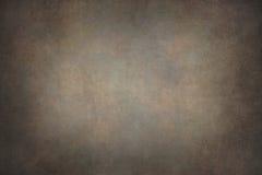 Hand-målade bakgrunder för mörk brunt kanfas Arkivfoto