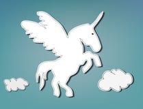 Unicorn Fotografering för Bildbyråer