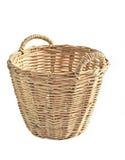 hand made basket Stock Photography