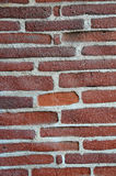Hand Made Brick Wall Royalty Free Stock Image