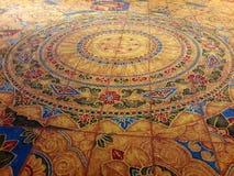 Hand made carpet Royalty Free Stock Photos