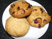 Hand-made cookies Stock Images